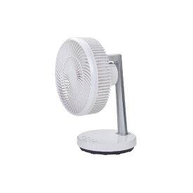 コイズミ 卓上扇風機 ホワイト KLF2094W