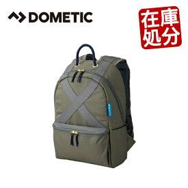 Dometic(ドメティック) 保冷バッグ リゾートバッグ バックパック ダークグリーン ALXBPDG 【おしゃれ 保冷 アウトドア クーラーボックス リュック クーラーバッグ】