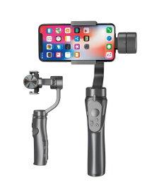 3軸 ジンバル スマホ 用 スタビライザー 手振れ 手ブレ 防止 自撮り iPhone android アプリ対応 バレンタイン