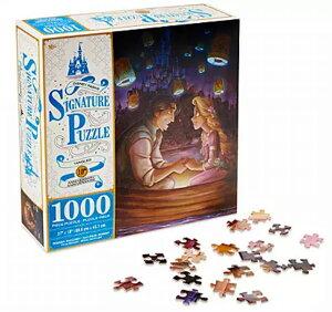 Disney(ディズニー)Tangled 10th Anniversary Jigsaw Puzzleラプンツェルのパズル(1000ピース)