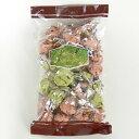 ★期間限定ポイント10倍★ リーフメモリー サービス袋 モンロワール お菓子 葉っぱの形 ゆうパケット 送料無料