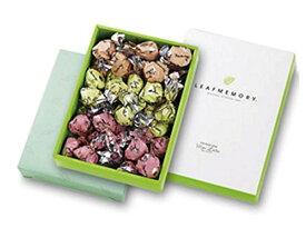 モンロワール リーフメモリー ギフトボックス 36個 お菓子 葉っぱの形 チルド便推奨商品