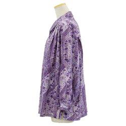 後ろ身頃ゆったり7分袖カットソー日本製(シニアファッション70代80代女性婦人レディース高齢者服ギフト名入れ敬老の日シニア向け服衣料介護老人高齢者母の日ファッションシニア)通販10P01Oct16