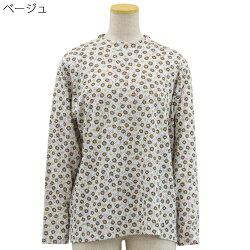 前開き襟ベスト後ろ長め日本製(ミセスファッションシニア向け服衣料介護用品老人高齢者シニアシニアファッション50代60代70代80代女性婦人服レディース高齢者服名入れ)(トップス)通販敬老の日10P31Aug14