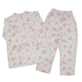 レディース シニアファッション■あったか ソフト キルト パジャマ ねまき 小さいサイズ刺繍名入れ無料 (シニアファッション 母の日 敬老の日 女性 高齢者服 ギフト シニア向け 服 衣料 介護 老人 高齢者 ファッション シニア 70代 80代)通販
