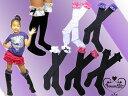 ラブリー♪レース♪ニーハイソックス(CJSTG-02)【ダンス/キッズ ジュニア/キッズダンス 衣装/韓国子供服/ダンス衣装/ピアノ/エレクトーン/発表会/イベント】