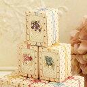 プチギフト 結婚式 アンティークボックス プチギフト【ハートパイ】 (結婚式 プチギフト お菓子 退職 子供 ウェディ…