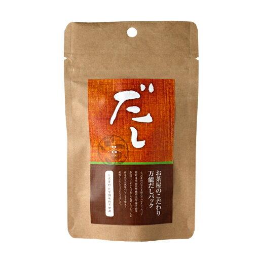 茶のみ お茶屋のこだわり 万能だしパック96g(8g×12包)