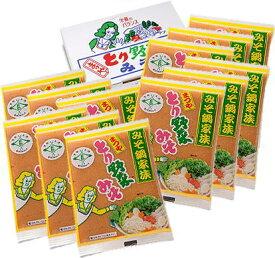 ■まつや とり野菜みそケース売り(12袋入)