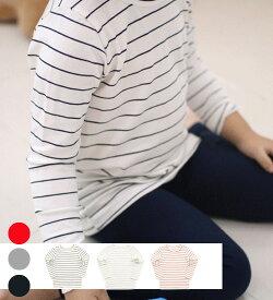 TIMESALE・ストライプ・ホームウェア・ラウンジウェア・Tシャツ・レギンス・パンツ・3color・80cm・90cm・100cm・110cm・120cm・130cm・韓国子供服・cocostyle