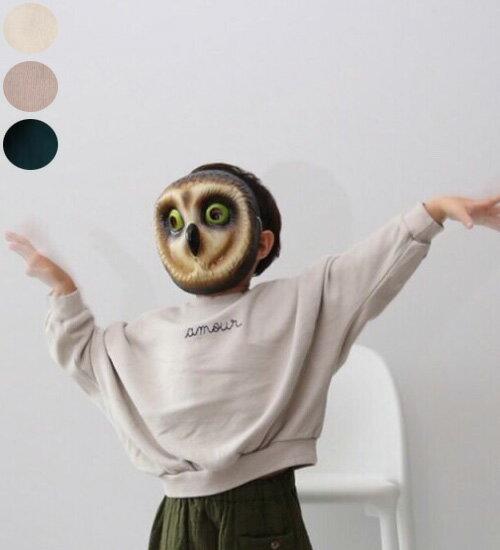 SALE・アモール・Tシャツ・長袖・90cm・100cm・110cm・120cm・130cm・韓国 子供服 ・cocostyle