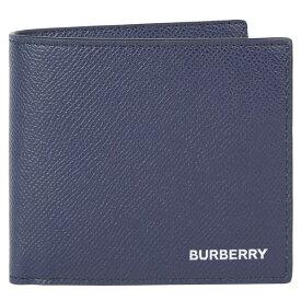 バーバリー ロンドン Burberry 財布 メンズ 二つ折り財布 レザー 【送料無料】 ブランド バーバリー正規品販売店 直営アウトレット店より直輸入