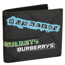 バーバリー ロンドン Burberry 財布 メンズ 二つ折り財布 チェック柄 【送料無料】 ブランド バーバリー正規品販売店 直営アウトレット店より直輸入