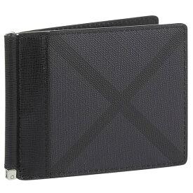 88deebe548a3 バーバリー ロンドン Burberry 財布 メンズ 二つ折り財布 マネークリップ カードケース チェック柄 【送料無料