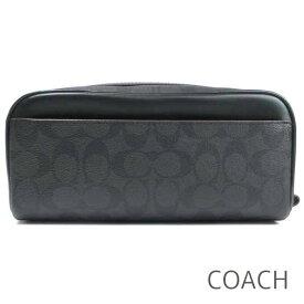 f8ea587be957 コーチ COACH バッグ メンズ セカンドバッグ ポーチ シグネチャー かばん 鞄