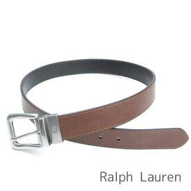 c1a1e0073d00 ローレン ラルフローレン Lauren Ralph Lauren メンズ ベルト ラルフ BELT リバーシブルで使用可能 【送料