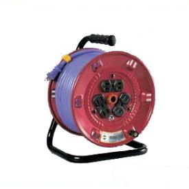 日動工業:標準型ドラム(屋内型) アース無 20m 22A NP-206D