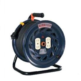 日動工業:極太(3.5mm2)電線仕様ドラム 30m ND-E34F E付