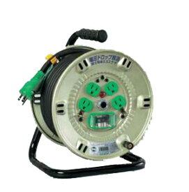 日動工業:極太(3.5mm2)電線仕様ドラム 20m NP-EB24F ドラムリール