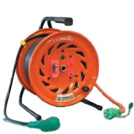 日動工業:極太(3.5mm2)電線仕様ドラム びっくリール(延長コード型ドラム) RND-E30SF