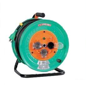 日動工業:防雨・防塵ドラム 標準型 50m NW-E53