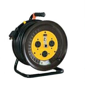 日動工業:三相200Vロック(引掛)式ドラム アース有 20m ND-E320L-20A