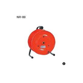 日動工業:空リール コンセント4個付 1.6kg NR-04