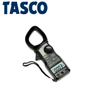 TASCO (タスコ):交流・直流両用クランプテスタ (交流電流:40/400/2000A) TA451KE