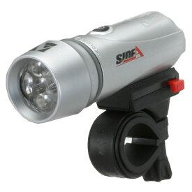 オオトモ:SideA 5連LEDライト FL-502 シルバー 10054