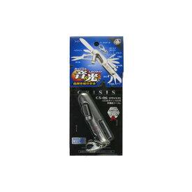 中林製作所:クライシス(CRISIS) LED&ホイッスル多機能ツールL CS-06