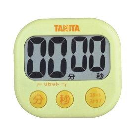 TANITA(タニタ):でか見えプラスタイマー イエロー TD-384 YL