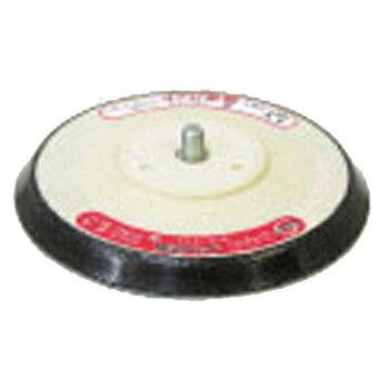 【在庫品】SHINANO(信濃機販):サンダーパッド125Φマジックパッド(穴なし) 491-101