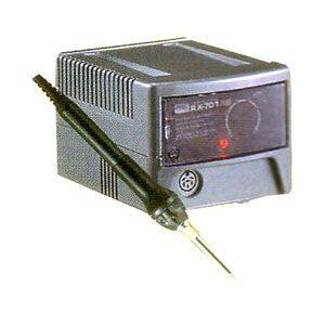 goot(太陽電機産業):ステーション型温調ハンダコテ 65W RX701AS 温度調節機能付ステーション型はんだごて RX-701AS