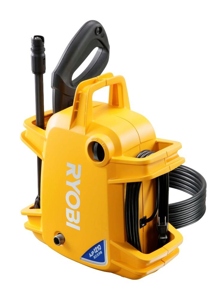 RYOBI(リョービ):高圧洗浄機 AJP-1210