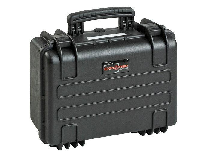 IDEAL(摂津金属工業):エクスプローラーケース WxHxD(mm)|410x340x205 IEX-3818BE