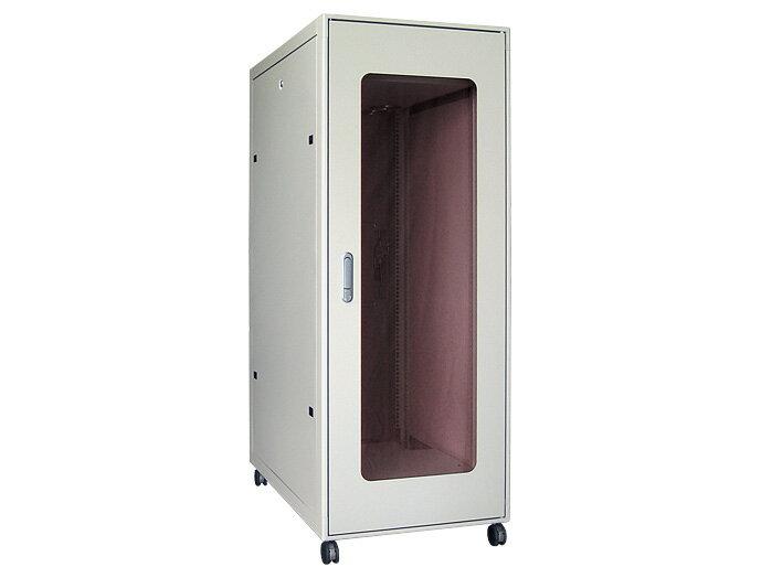 【代引不可】IDEAL(摂津金属工業):中型防音ラック WxHxD(mm)|570x1500x1000 NBSD-25U57A0BK