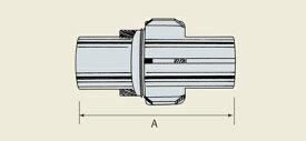 マサル工業:M式自在継手40 R2523