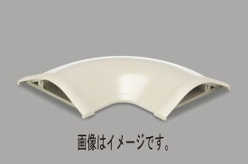 マサル工業:ガードマンII R型付属品 平面マガリ 5号 ブラウン GAM56