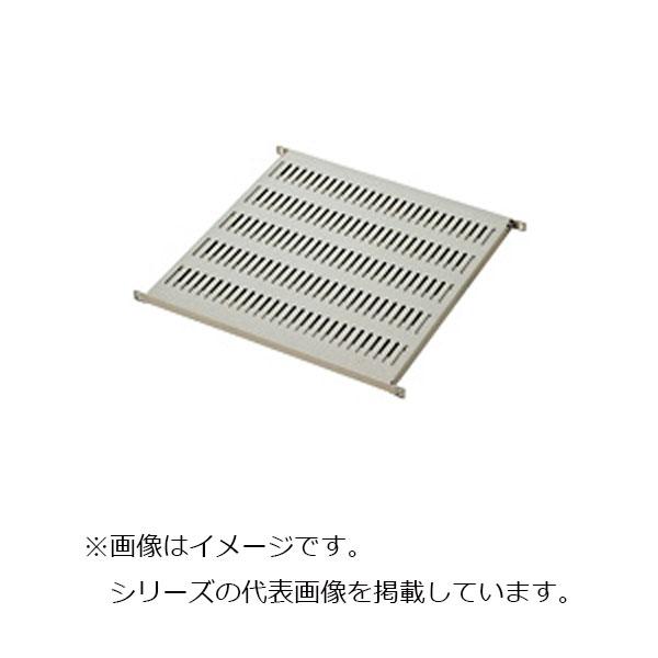 【代引不可】IDEAL(摂津金属工業):前後マウント伸縮棚 NPTSシリーズ 幅482×高21.6(mm) ホワイトグレイ NPTS-024475AWG