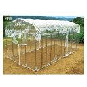 DAIM(第一ビニール) ダイムハウス 3坪用 14807 ビニールハウス 園芸 家庭菜園 農業 ガーデニング ガーデンファニチャー