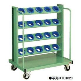 OS(大阪製罐):ツーリングタワー 移動型(HSK・NC5用) 4段 TD1020