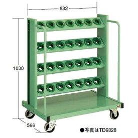OS(大阪製罐):ツーリングタワー 移動型(HSK・NC5用) 4段 TD6328