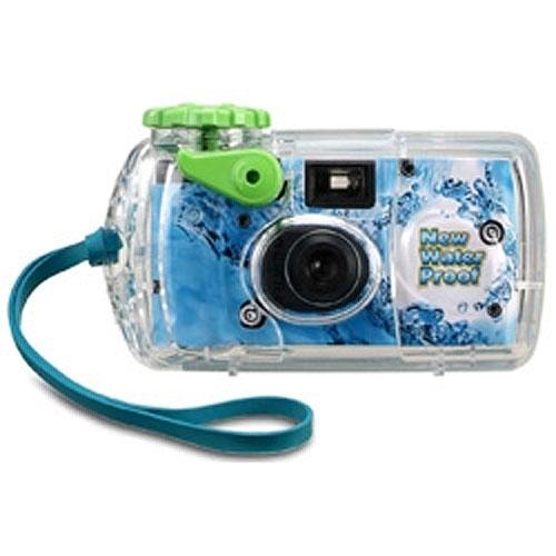 【後払い不可】富士フイルム:水に強い写るんですNew Waterproof