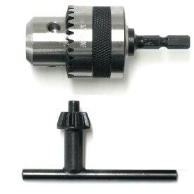 PAOCK(パオック):六角軸ドリルチャック 10mm KD-10