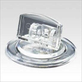 クラウン:UCカード立 丸型 透明 CR-UC5-T 06128