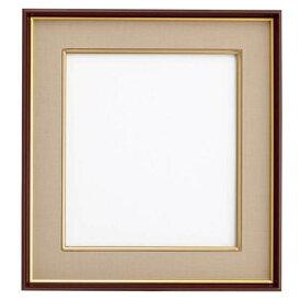 大額:色紙額 ブラウン/ベージュ DG4954-BW 18057