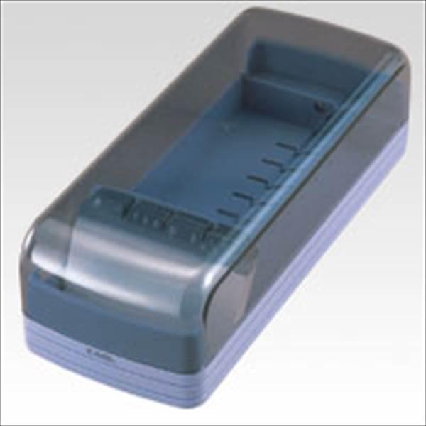 カール:名刺整理箱 ブルー 収容枚数:800枚 No.870E-B 32709