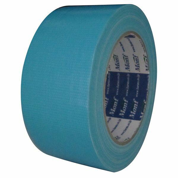 古藤工業:カラー布粘着テープ No.890 ソーダ 50mm×25m