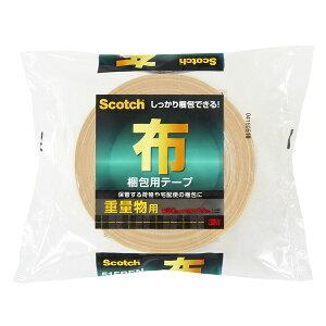 スリーエム:スコッチ(R) 布梱包用テープ 515 (重量物用) 515BEN