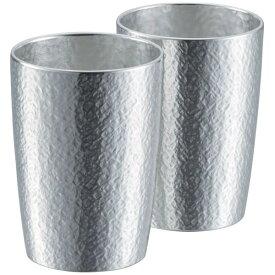 大阪錫器:錫製タンブラーベルク(小)2客セット 42462
